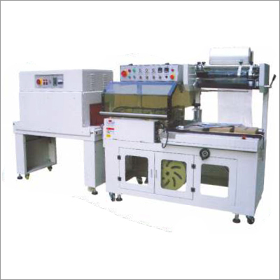 Automatic Sealing & Shrink Wrapping Machine