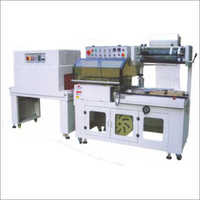 Radial Shrink Wrapping Machine