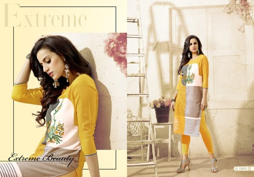 Beautiful Georgette Kurtis Shopping