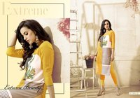 Beautiful georgette kurtis shoping