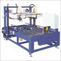 Semi Automatic Carton Edge Sealer