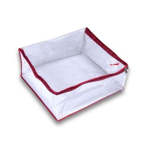 PVC Saree Cover Bag