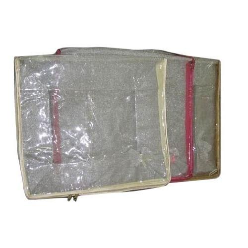 PVC Saree Packing Cover Bag