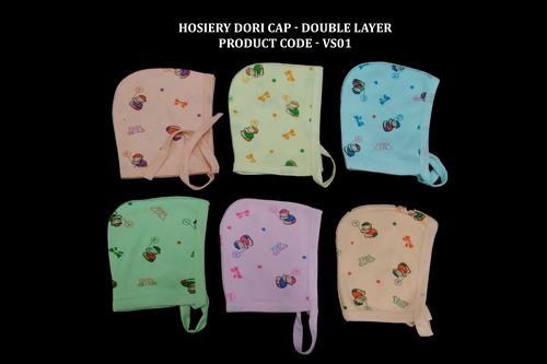 Baby Hosiery Frill Cap