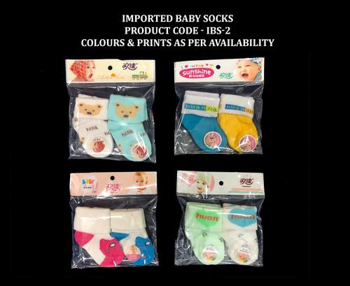 Premium Baby Socks