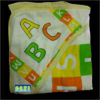 Interlock Baby Towel