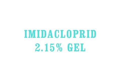 IMIDACLOPRID 2.15% GEL