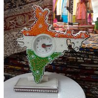 India Map Tile Watch