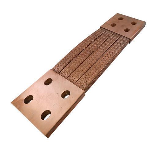 Flexible Copper Braid Bonds
