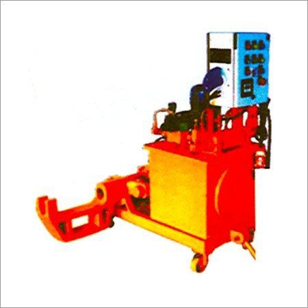 Portable Track Press