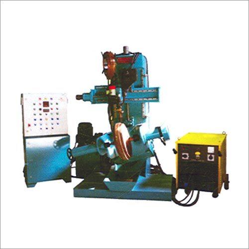 Roller & Idler Rebuilding Machine