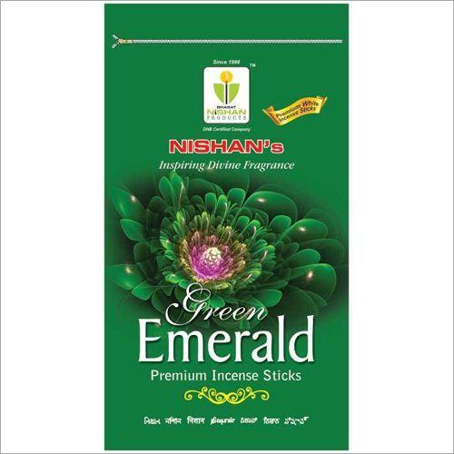 Emerald Incense Sticks