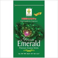 Emerald Incense Sticks