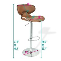 Horse Cafeteria / Bar Stool Chair