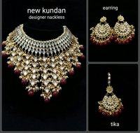 Kundan Necklaces