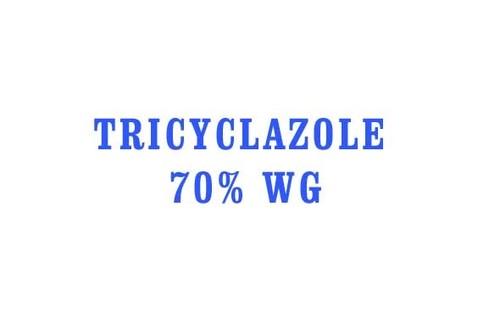 TRICYCLAZOLE 70% WG