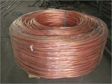 Continuous Cast Copper Rod