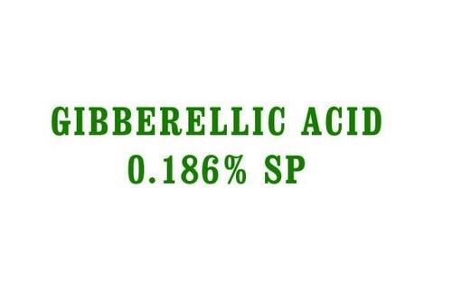 GIBBERELLIC ACID 0.186% SP