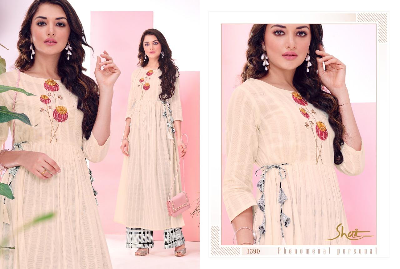 New Latest Long  Printed Kurtis Online Shopping India