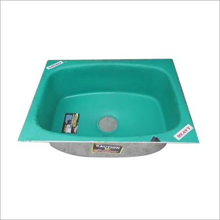 Rectangular Stainless Steel Kitchen Sink