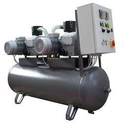 Industrial Vacuum Tank