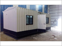 Mild Steel MS Portable Cabins