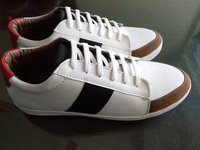 CASUAL LACE UP FANCY STYLISH MEN'S SHOES