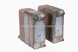 SS Plate Type Heat Exchangers