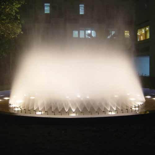 Fog Fountain