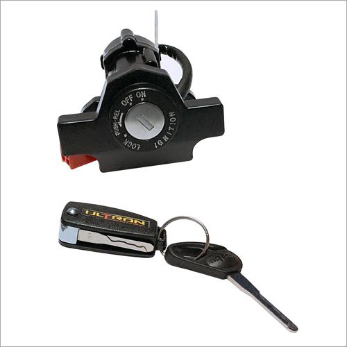 Ignition Cum Steering Lock Bajaj