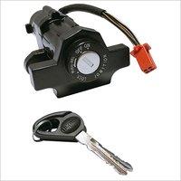 Ignition Cum Steering Lock Bajaj CT100/Platina