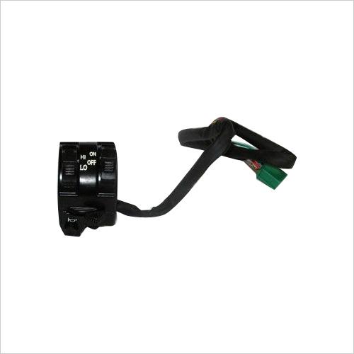 Handle Bar Switch - Bajaj KB-4S (LH)
