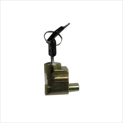 Steering Lock TVS Suzuki