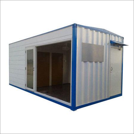 PVC Portable Cabins