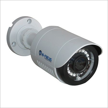Hi Focus Bullet CCTV Camera