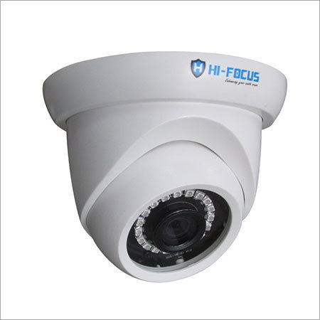 Hi Focus Ir Dome CCTV Camera