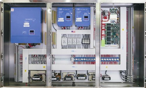 AC Drive Control Panel Board