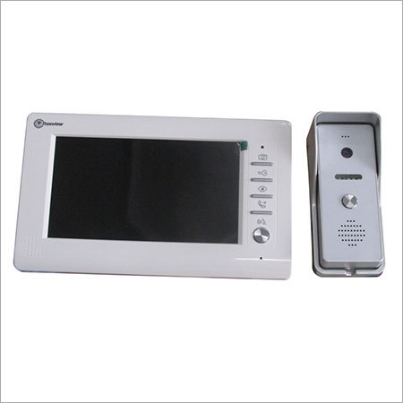 7 Inch Video Door Phone Kit