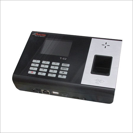 Realtime Biometric Attendance Machine