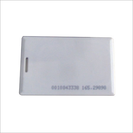 Thick Rfid Cards