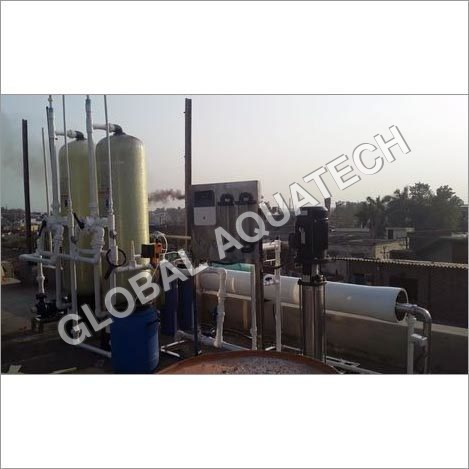 FRP Industrial Reverse Osmosis Plant 0-200 (Liter-Hour)