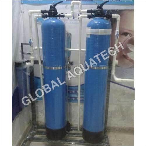 Automatic Demineralization Plant