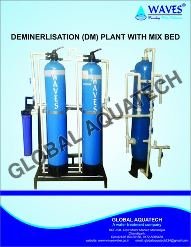 Mixed Bed DM Water Treatment Plants
