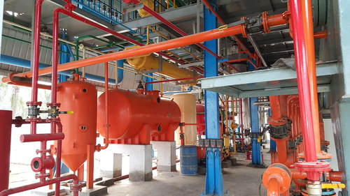 Nmp Solvent Extraction Plant