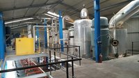Industrial Solvent Extraction Plant