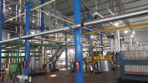 Durable Solvent Extraction Plant