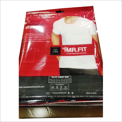 Mr. Fit Mens Vest