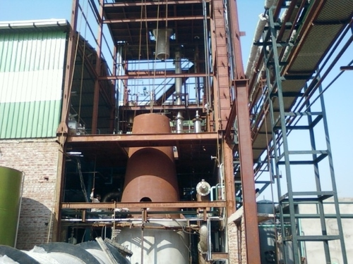 Automatic Biodiesel Plant