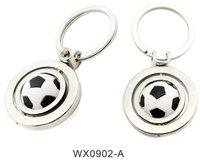 Football Key Chains - Metal