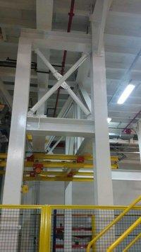 Exposed Steel Anti Corrosive Polyurethane Coating